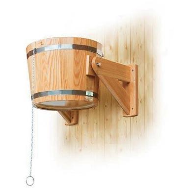 Обливное устройство для бани и сауны - фото. Киров