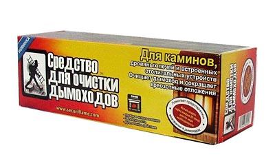 Средство для очистки дымоходов - фото. Киров